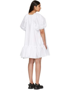 photo White Chrystal Dress by Cecilie Bahnsen - Image 3