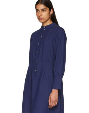 photo Indigo Kimya Dress by A.P.C. - Image 4
