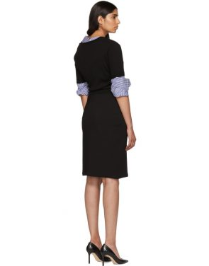 photo Black Jefferson Dress by Altuzarra - Image 3