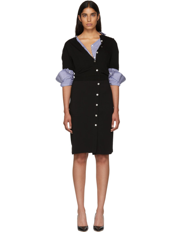photo Black Jefferson Dress by Altuzarra - Image 1