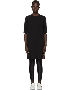 photo Black Webbing T-Shirt Dress by Gucci - Image 1