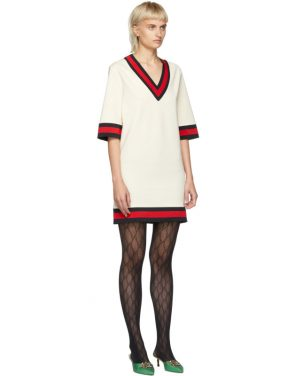 photo Off-White Short Webbing Dress by Gucci - Image 2