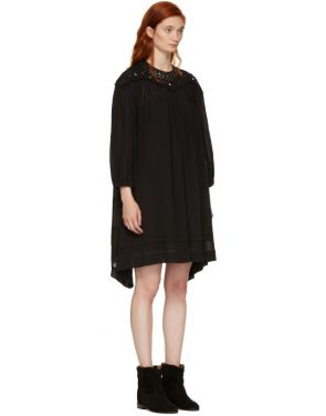 photo Black Rita Dress by Isabel Marant Etoile - Image 2