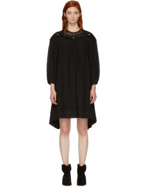 photo Black Rita Dress by Isabel Marant Etoile - Image 1