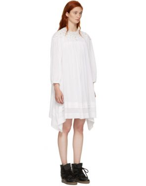 photo White Rita Dress by Isabel Marant Etoile - Image 2