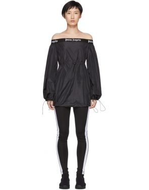 photo Black Balloon Dress by Palm Angels - Image 1