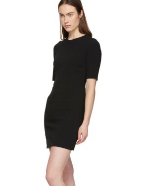 photo Black Fitted Dress by Dolce and Gabbana - Image 4