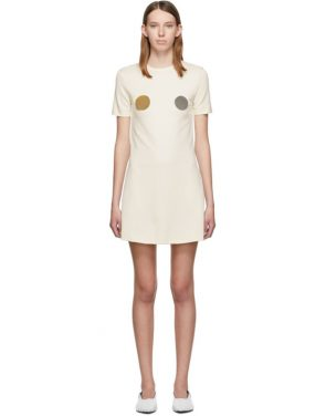 photo Off-White Pin Dress by Rudi Gernreich - Image 1