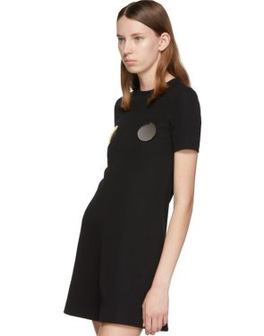 photo Black Pin Dress by Rudi Gernreich - Image 4