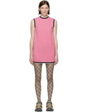 photo Pink Tunic Dress by Gucci - Image 1