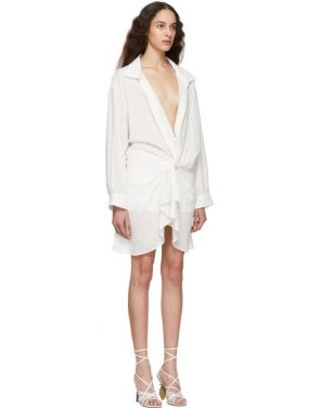 photo Off-White La Robe Alassio Dress by Jacquemus - Image 2