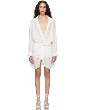 photo Off-White La Robe Alassio Dress by Jacquemus - Image 1