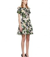 photo Black Lilium Dress by Dolce and Gabbana - Image 2