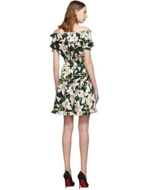 photo Black Lilium Dress by Dolce and Gabbana - Image 3