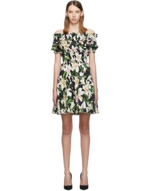 photo Black Lilium Dress by Dolce and Gabbana - Image 1