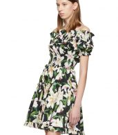 photo Black Lilium Dress by Dolce and Gabbana - Image 4