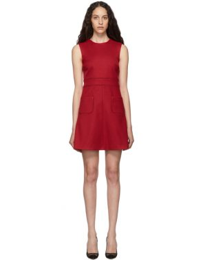 photo Red Scallop Ribbon Detail Dress by RED Valentino - Image 1