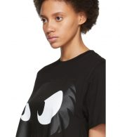 photo Black Mad Chester Babydoll Dress by McQ Alexander McQueen - Image 4
