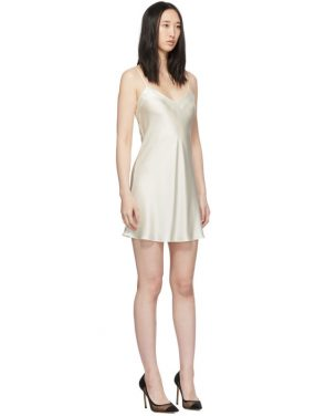 photo Off-White Dream Short Dress by Simone Perele - Image 2