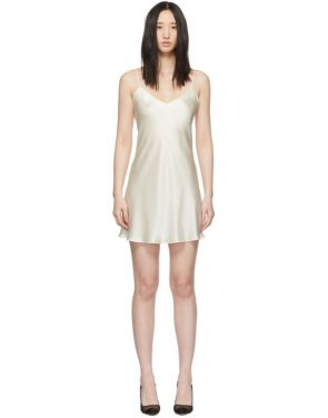 photo Off-White Dream Short Dress by Simone Perele - Image 1