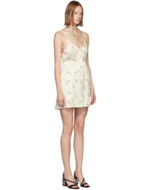 photo Off-White Vintage Bra Dress by Alexander Wang - Image 2