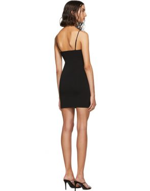 photo Black Bra Cup Dress by alexanderwang.t - Image 3