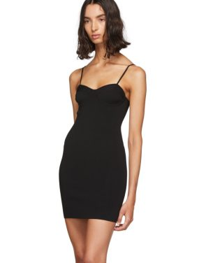 photo Black Bra Cup Dress by alexanderwang.t - Image 4