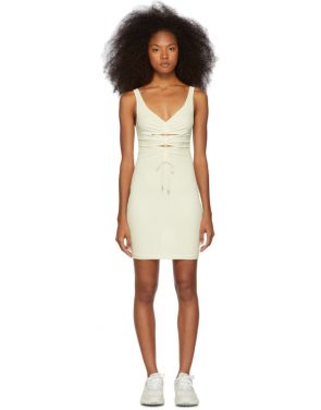 photo Off-White Crepe Jersey Dress by alexanderwang.t - Image 1