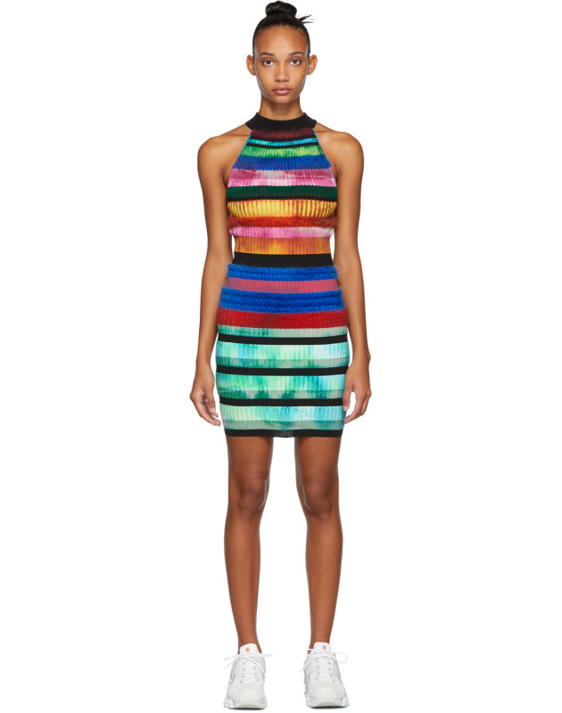 photo Multicolor Halter Dress by AGR - Image 1