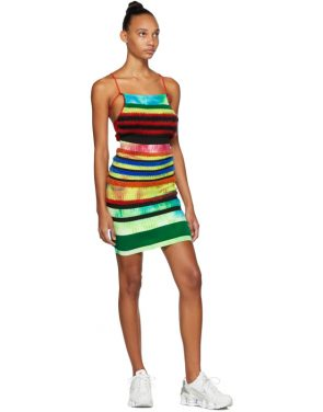 photo Multicolor Strap Dress by AGR - Image 5