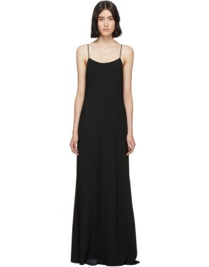 photo Black Ebbins Dress by The Row - Image 1