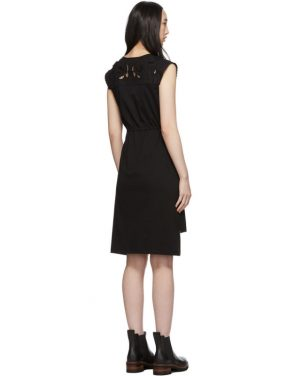 photo Black Embellished T-Shirt Dress by See by Chloe - Image 3