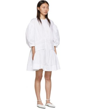 photo White Smock Dress by Simone Rocha - Image 2