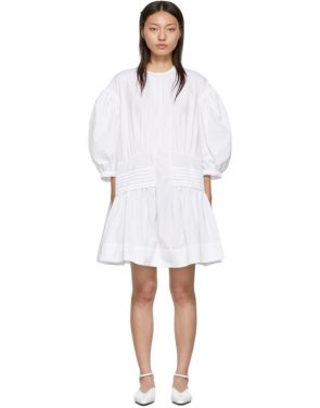 photo White Smock Dress by Simone Rocha - Image 1
