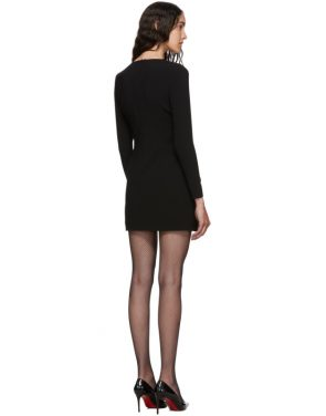 photo Black Elona Dress by Altuzarra - Image 2