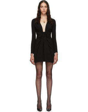 photo Black Elona Dress by Altuzarra - Image 1