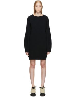 photo Black Simple Sweater Dress by Stella McCartney - Image 1