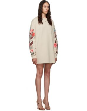 photo Flowers Dress by Off-White - Image 2