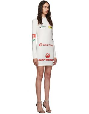 photo White Sporty Dress by Off-White - Image 2