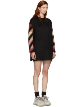photo Black and Red Arrows Dress by Off-White - Image 2
