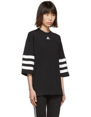 photo Black Sports ID Dress by adidas Originals - Image 2