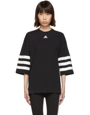 photo Black Sports ID Dress by adidas Originals - Image 1