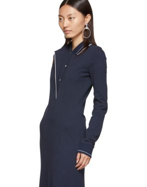 photo Navy Polo Dress by Y/Project - Image 4
