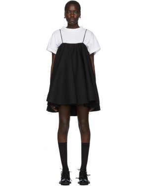 photo Black Strap Dress by Shushu/Tong - Image 1