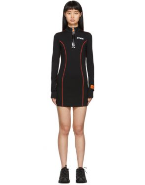 photo Black Active Dress by Heron Preston - Image 1