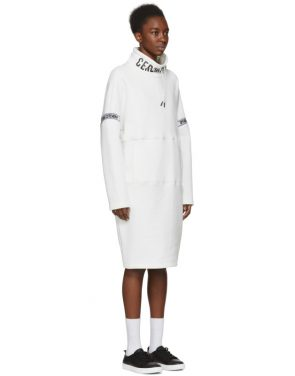 photo White Limited Edition Victor Dress by Opening Ceremony - Image 2