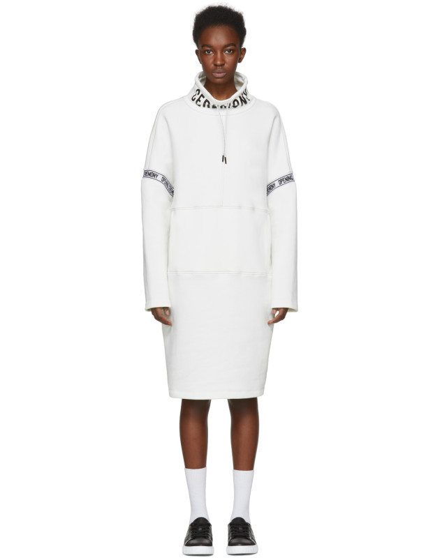 photo White Limited Edition Victor Dress by Opening Ceremony - Image 1