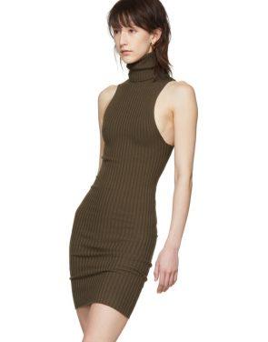 photo Brown Nonna Dress by giu giu - Image 4