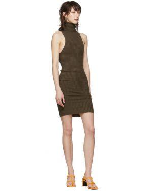 photo Brown Nonna Dress by giu giu - Image 5