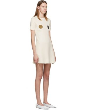 photo Off-White Pin Dress by Rudi Gernreich - Image 2